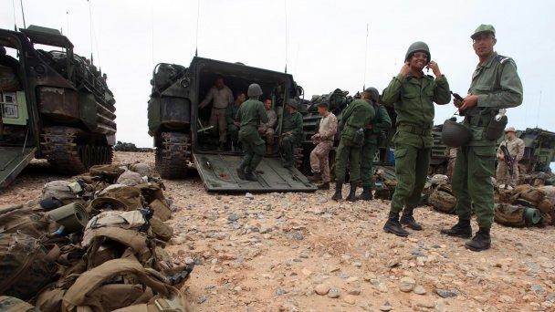 المغرب يحرك قواته في الصحراء تحسبا لأي انتهاك من طرف البوليساريو والجزائر لمنطقة