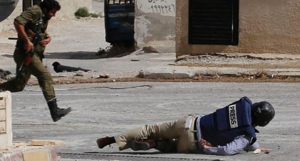 مراسلون بلا حدود : 57 صحافيا قتلوا عام 2016 في العالم