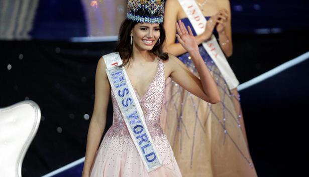 ملكة جمال بويرتوريكو تفوز بلقب ملكة جمال العالم لعام 2016