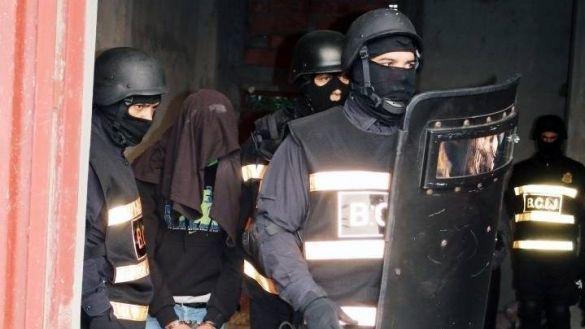 إعتقال 7 أشخاص بمراكش على خلفية ملف متعلق بالإرهاب
