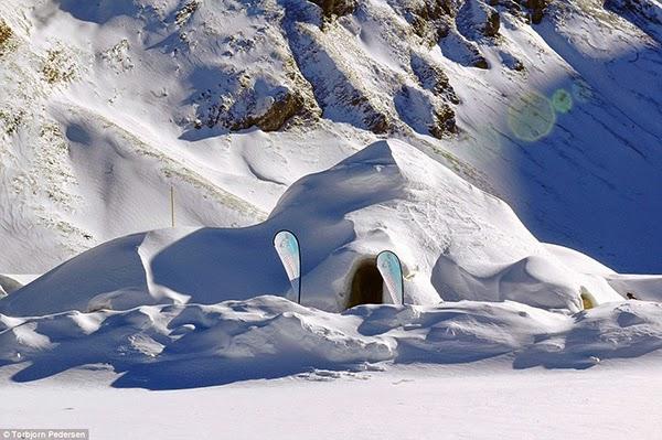 مؤثر: البرد القارس يجمد الدم في عروق خمسيني بجبال الأطلس