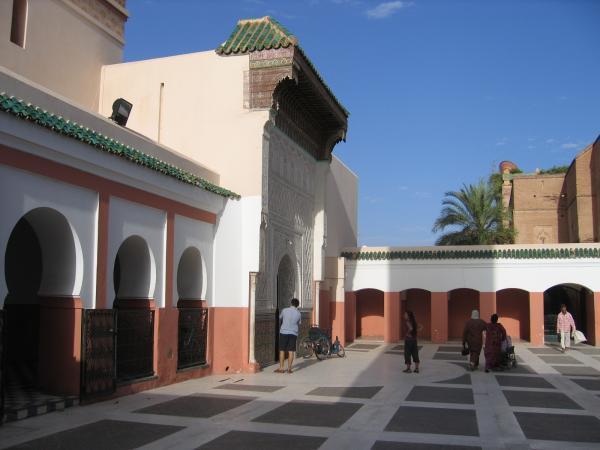 الزاوية البوعزاوية تجمع جزائريين ومغاربة بمراكش