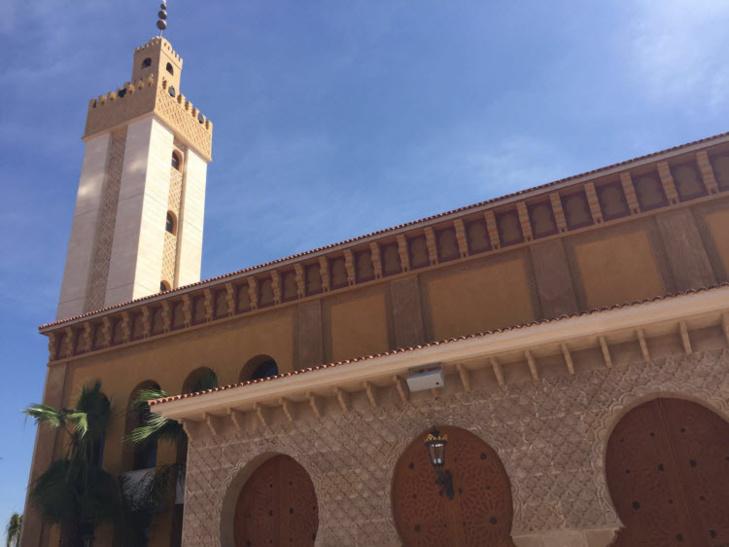 بهذا المسجد سيؤدي الملك محمد السادس صلاة الجمعة بمراكش