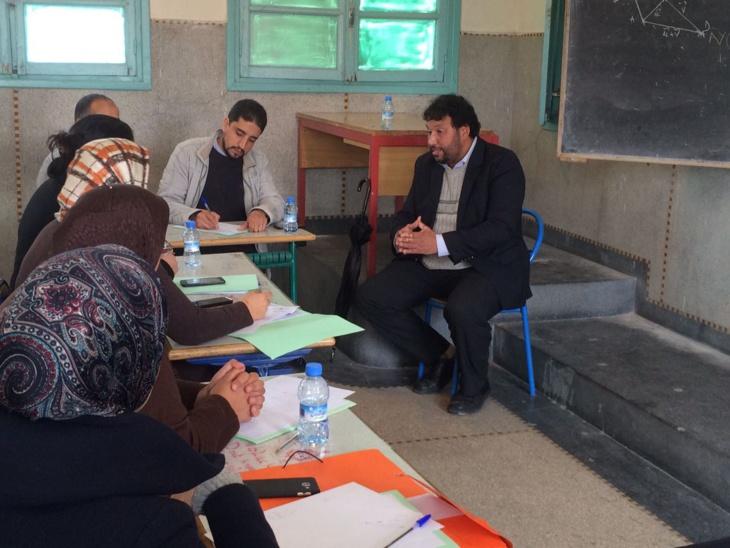 الفرع الإقليمي لجمعية تنمية التعاون المدرسي بمراكش يحيي الأسبوع الوطني للتعاون المدرسي