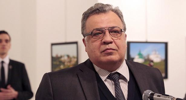 المغرب يدين بأشد العبارات اغتيال السفير الروسي بأنقرة