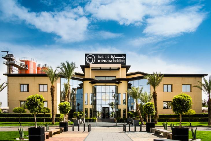 منارة قابضة : المراكشي محمد زهيد أفضل رئيس شركة لسنة 2016 في العالم العربي بدبي