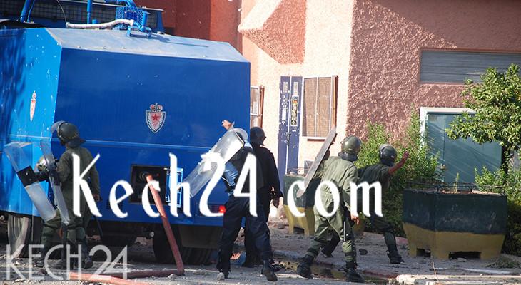 عاجل : استئنافية مراكش تنطق بالحكم في قضية معتقلي أحداث 19 ماي بالحي الجامعي