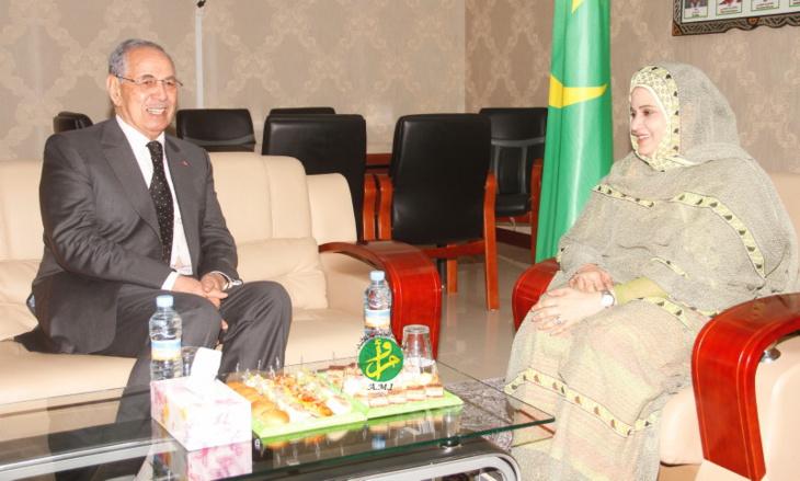السفير المغربي في موريتانيا في ذمة الله