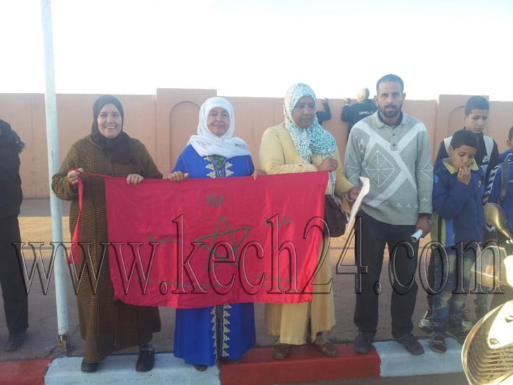 بالصور: هكذا يستعد المراكشيون لاستقبال الملك محمد السادس
