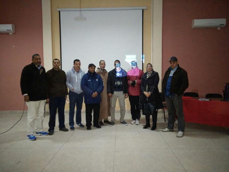 جمعية دار السلام للتنمية المحلية بمراكش تجدد دمائها