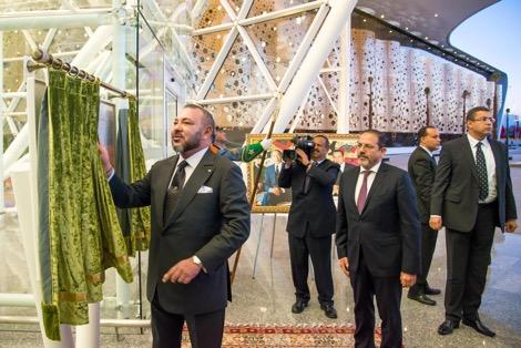 الملك محمد السادس يعزز جاذبية