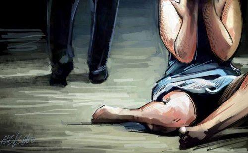 ستة أشخاص يتناوبون على اغتصاب فتاتين بطريقة بشعة
