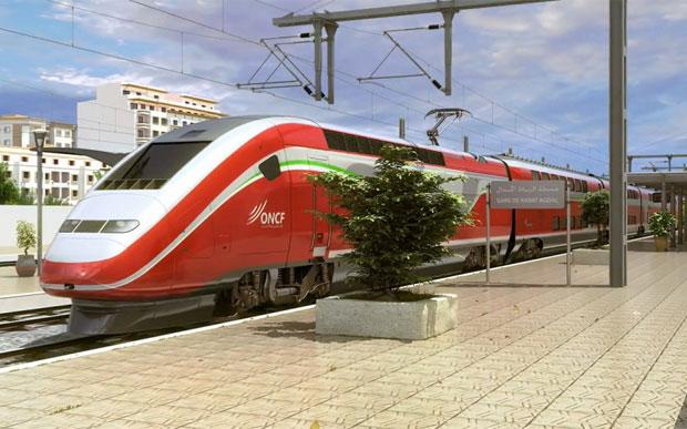 مشروع القطار فائق السرعة يحصل على تمويل إضافي بقيمة 1,6 مليار درهم