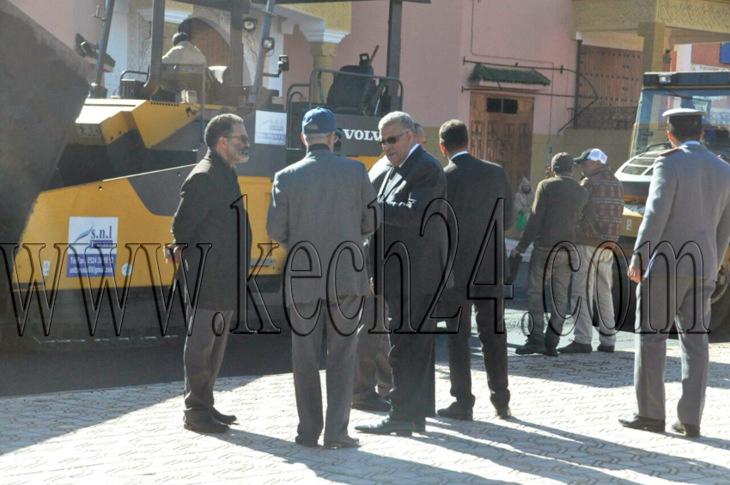 الملك يبعث برسائل مشفرة للمسؤولين بمراكش للاهتمام بأحياء سيدي يوسف بن علي