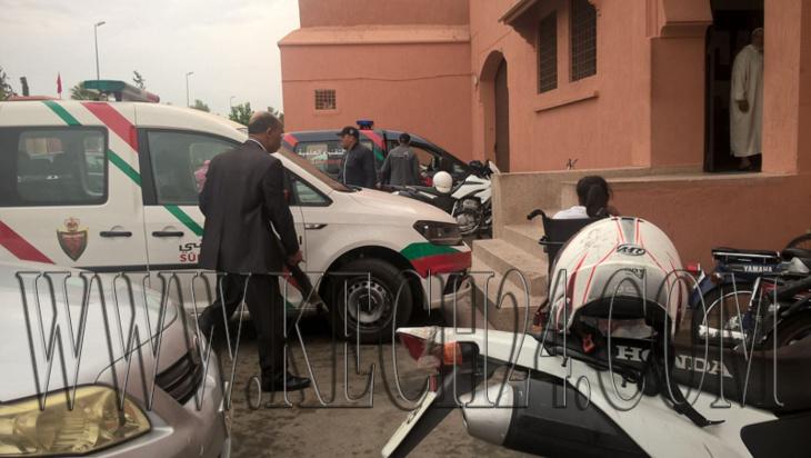 إيقاف ثلاثة أجانب قاموا بتصوير بوابة الإقامة الملكية بمراكش