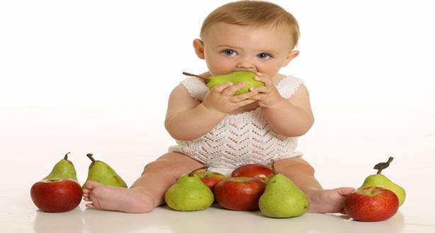 دراسة: شجعوا أولادكم على تناول الخضر والفاكهة عوضا عن الوجبات المنتظمة