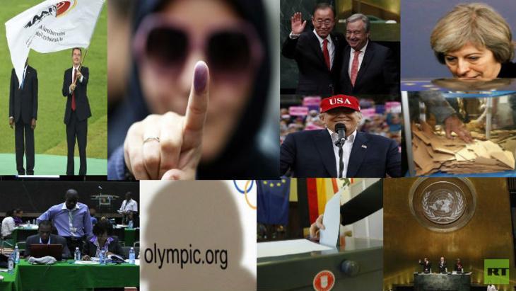 هذه أهم 10 أحداث رئيسية سيشهدها العالم في 2017