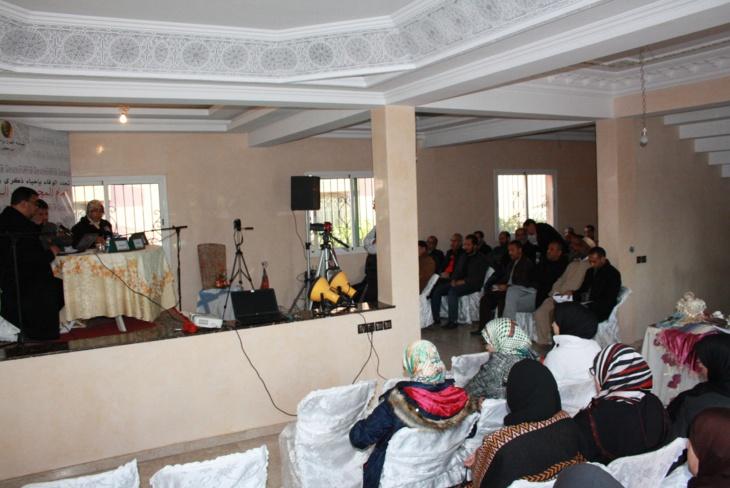 ندوة حوارية بمراكش في الذكرى الرابعة لوفاة عبد السلام ياسين تجمع مختلف الفرقاء