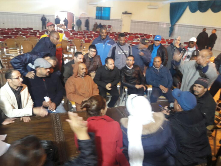 أطر وموظفو جماعة مراكش يقودون حركة تصحيحة وسط جمعيتهم الاجتماعية