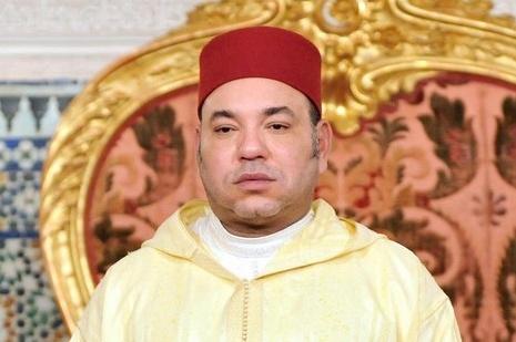 الملك يبعث رسائل تعزية لأسر ضحايا حادثة السير التي وقعت بنواحي سيدي قاسم