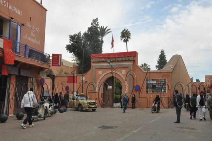 كون غير بقا الملك فمراكش.. شاهدوا كيف تحولت أسواق المدينة العتيقة بفضل زيارة ملكية وشيكة + صور