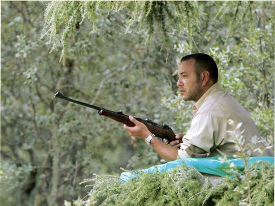 انفراد: الملك محمد السادس يمارس إحدى هواياته المفضلة بأيت أورير نواحي مراكش