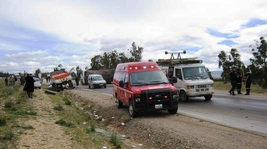 حادثة سير جديدة تحصد أرواح ثلاثة ضحايا وجرح آخر