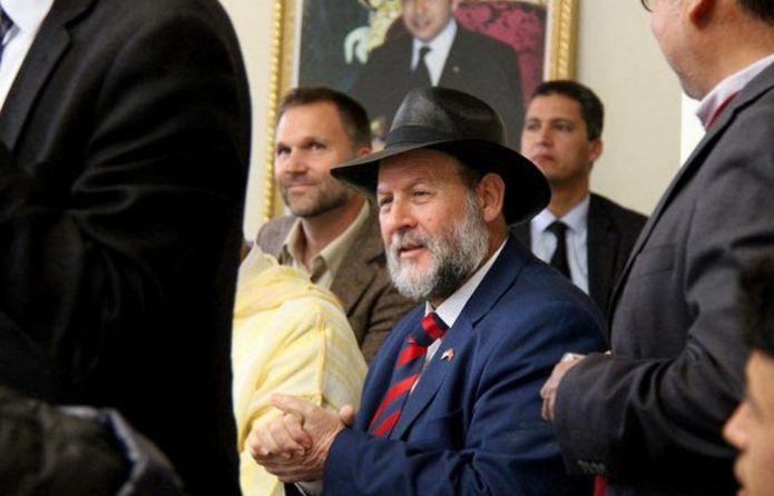 جاكي كادوش: إعادة تأهيل حي الملاح بمراكش يجسد العناية الملكية التي تحظى بها الطائفة اليهودية بالمغرب