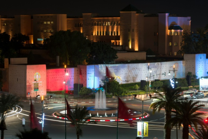 هكذا تحولت مراكش سنة 2016 إلى عاصمة عالمية باحتضانها لتظاهرات دولية كبرى