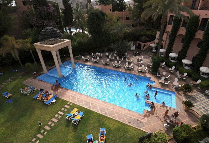 هذه نسبة ملء الفنادق بمدينة مراكش في عطلة نهاية السنة