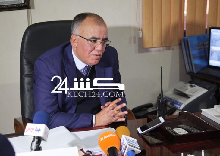 هذه هي الإجراءات الأمنية التي اتخذتها ولاية أمن مراكش لتأمين احتفالات رأس السنة + صورة