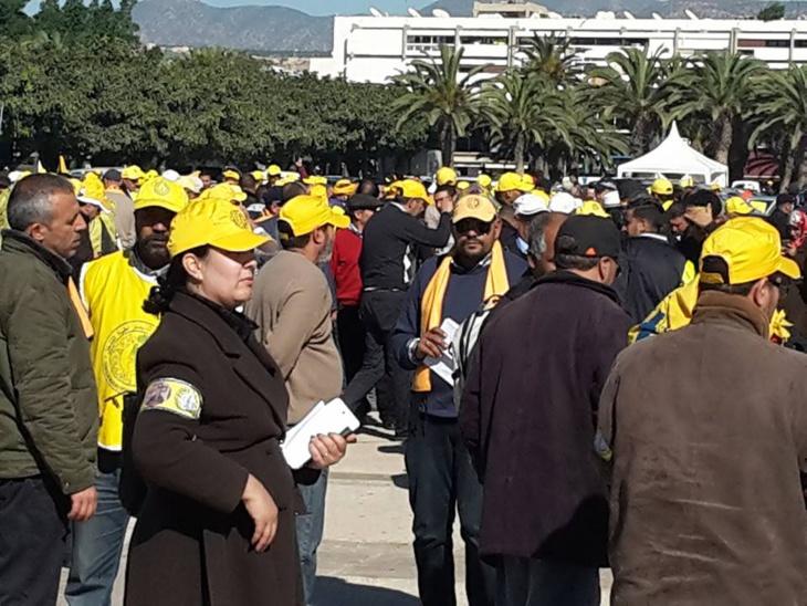 مسيرة وطنية للكونفدرالية الديمقراطية للشغل بأكادير + صور