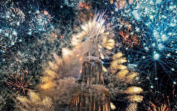 العالم يحتفل برأس السنة الميلادية الجديدة وسط تدابير أمنية مشددة