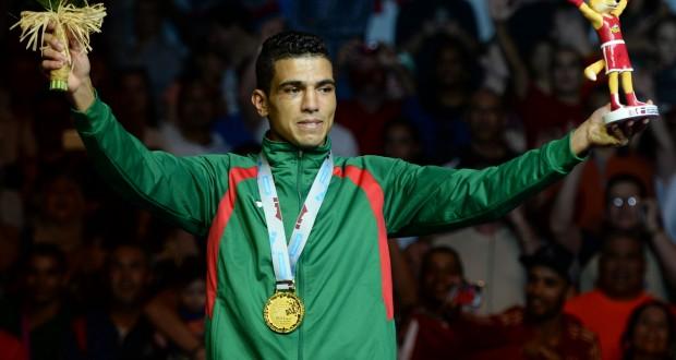 الملاكم محمد ربيعي ووئام ديسلام أحسن رياضيين في المغرب لسنة 2016