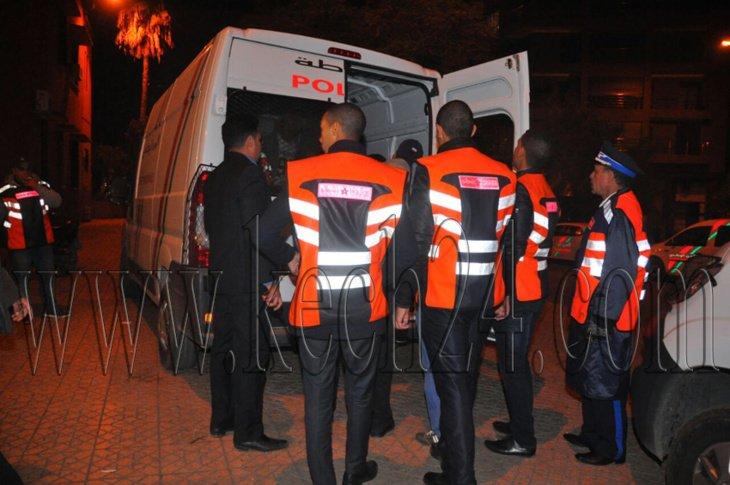 هذه حصيلة اعتقالات عناصر الأمن لحد الآن في صفوف سكارى ليلة رأس السنة بمراكش