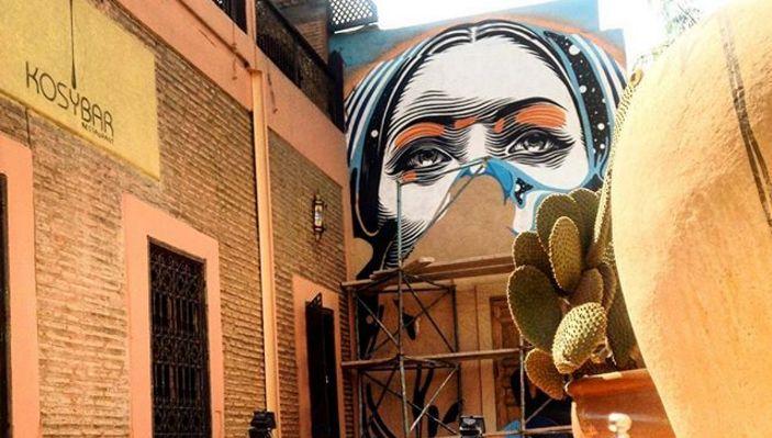 إجراء عملية بيع بالمزاد العلني لأعمال فنانين مرموقين بالتزامن في مراكش وباريس