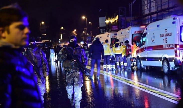 تنظيم داعش يعلن مسؤوليته عن هجوم اسطنبول