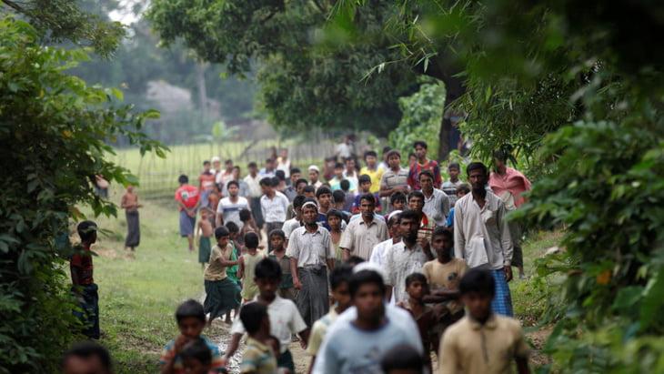 ميانمار تفتح تحقيقاً في تجاوزات للشرطة بحق
