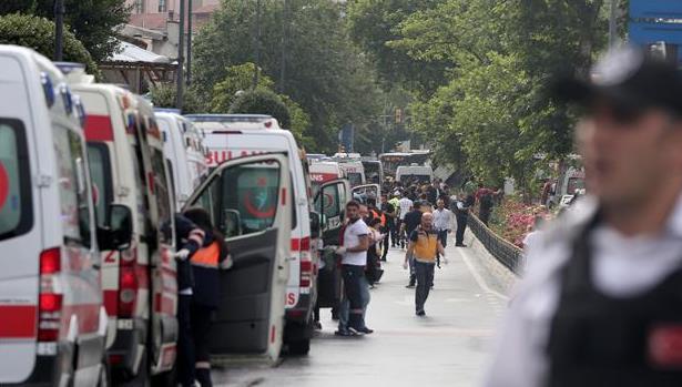 الجرحى المغاربة في اعتداء إسطنبول يعربون عن امتنانهم وفخرهم لعطف الملك محمد السادس