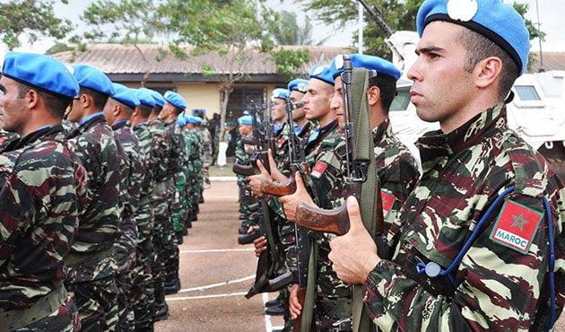 مقتل عسكريين مغربيين وجرح آخر في هجوم مسلح بجمهورية إفريقيا الوسطى