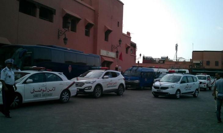 نجلة محامي كبير تتعرض لسرقة حزامها الذهبي بفندق مصنف بمدينة مراكش