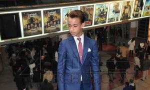 سكوب: ولي العهد الأمير مولاي الحسن يتابع فيلما بهذه القاعة السينمائية بمراكش