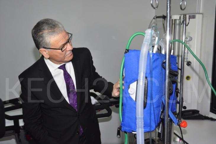 وزارة الصحة توضح بخصوص مطالبة مواطنة بأداء مبلغ 3000 درهم لنقلها عبر المروحية الطبية