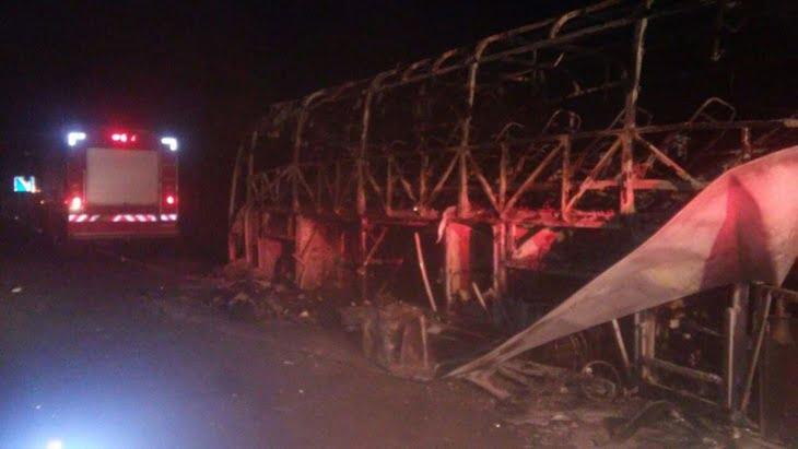 فاجعة جديدة.. مقتل نحو 11شخصا في حادثة سير بين مراكش وأكادير وفق حصيلة أولية