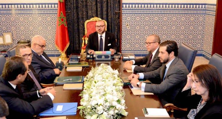الملك محمد السادس يترأس اجتماعا وزاريا غدا الاثنين بالرباط