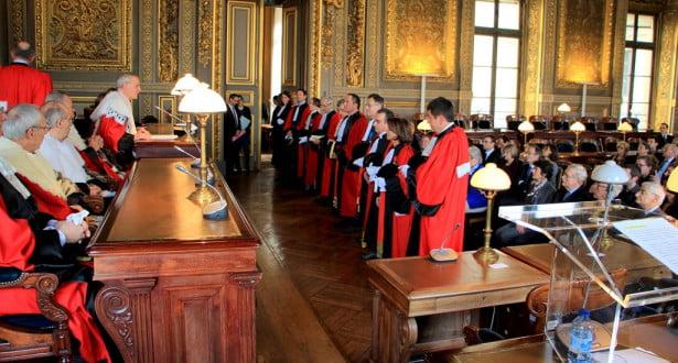 وفد قضائي مغربي رفيع المستوى يحضر افتتاح السنة القضائية بفرنسا