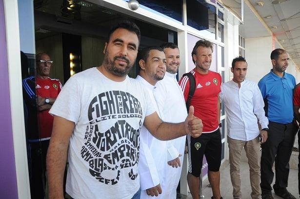 توفير السكن وتذاكر مباريات منتخب المغرب مجانا لجمهور المغربي بتعليمات من الملك