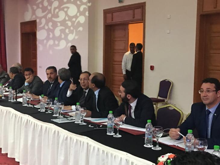 إنتخاب صلاح الدين الناصري رئيسا لجمعية الصناعة الفندقية بمراكش