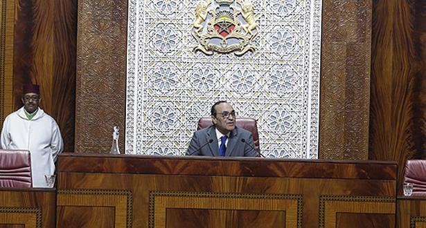 المالكي يؤكد حرصه على اعتماد منهجية الإنصات والإشراك والتشاور مع مختلف مكونات المجلس