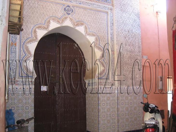 عاجل: استنفار داخل مسجد بمراكش بعد وفاة مفاجئة لأحد المصلين + صورة
